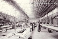 Afdeling Houtbewerking en Reparatie'jaren 20