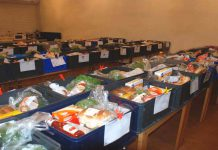 Toename voedselbank