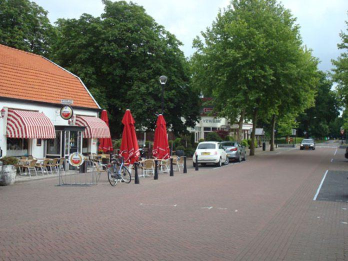 Verkeerssituatie Rademakerstraat