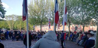 Dit jaar geen publiek bij herdenking 4 mei