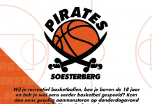 Basketbal Pirates Soesterberg