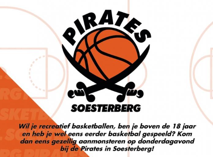 Basketbal Pirates Soesterberg