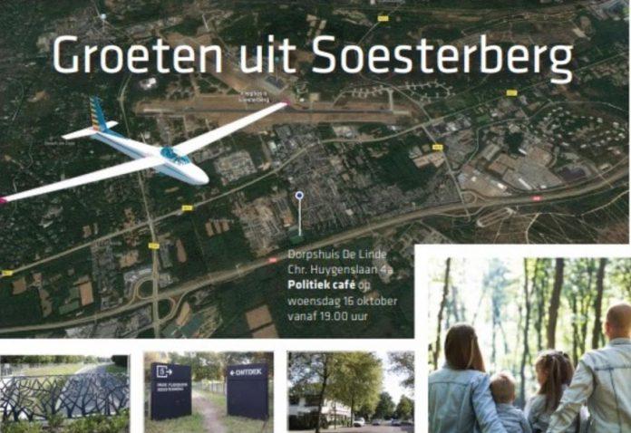 Foto Postkaart: Partij Ons Soesterberg