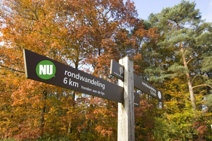 Wandelen en fietsen rondom Soesterberg
