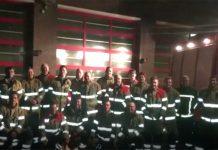 Ludieke kerstgroet Brandweer Soesterberg