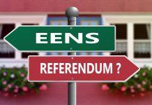 Ben je het eens of wil je een referendum ?