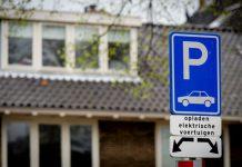Er komen steeds meer laadpalen, ook in Soesterberg
