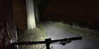 Nachtrecreatie in de bossen