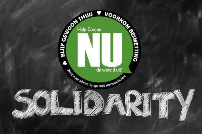 Soesterberg is solidair