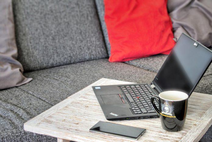 Veel ondernemers werken thuis, maar...