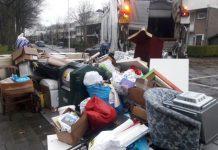 Foto situatie Soest: Afval probleem voorkomen