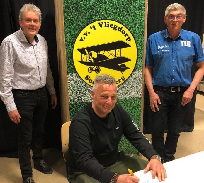 Vlnr: Vincent Dijker, René Ribberink en Bert van Dijk