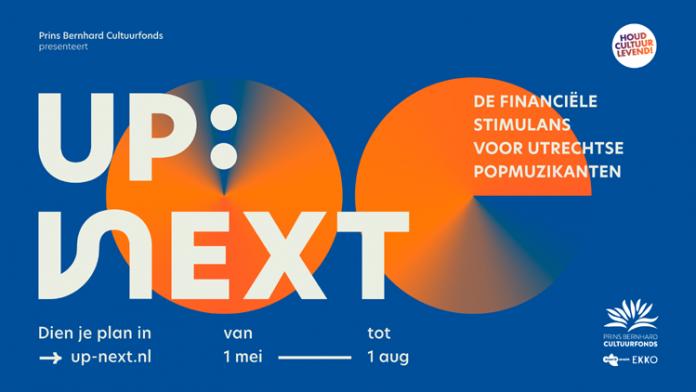 Doe mee aan UP:Next als popmuzikant uit de provincie Utrecht