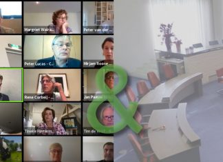 Digitaal of Fysiek vergaderen
