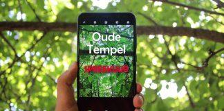 Telefonisch spreekuur Oude tempel