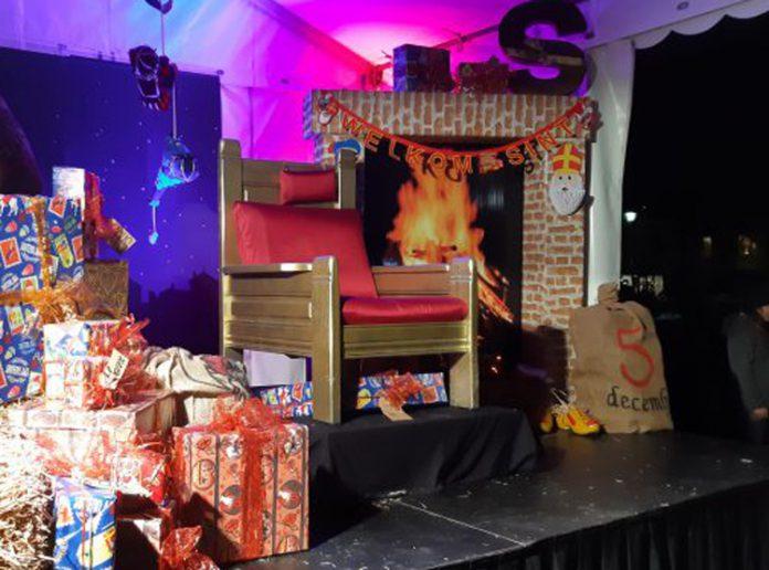 Dit jaar geen Sinterklaas in Soesterberg