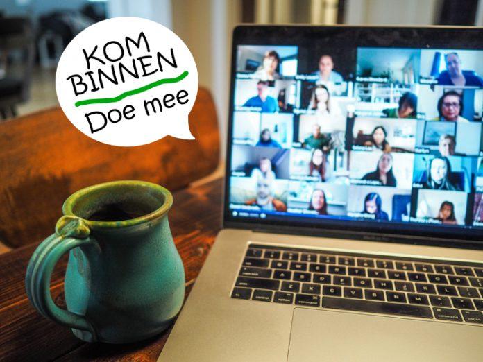 Kom ook binnen in de eerste digitale kroeg van Nederland!