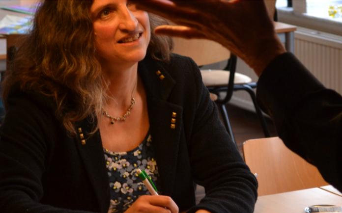 Auteur Corrie Gramser