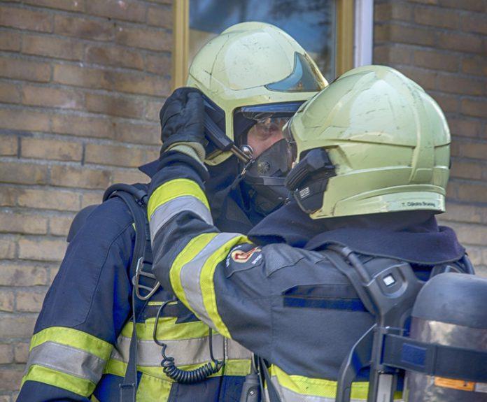 Brand bij Thermen Soesterberg
