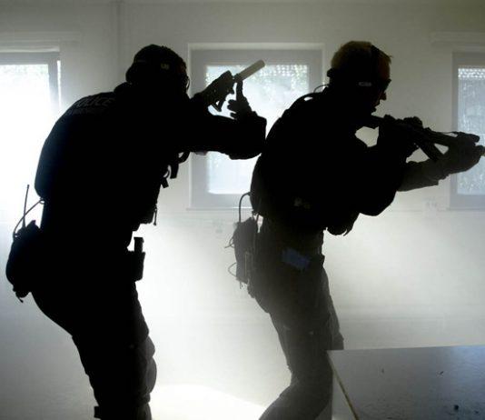 Schietfaciliteit speciale eenheden