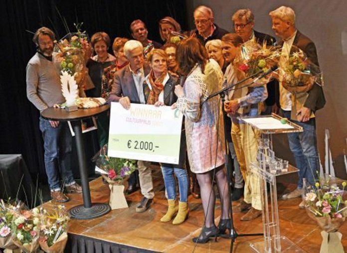 Nominatie cultuurprijs 2021