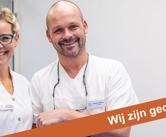 Nieuwe tandartspraktijk geopend