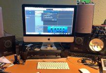 Workshop Home Recording