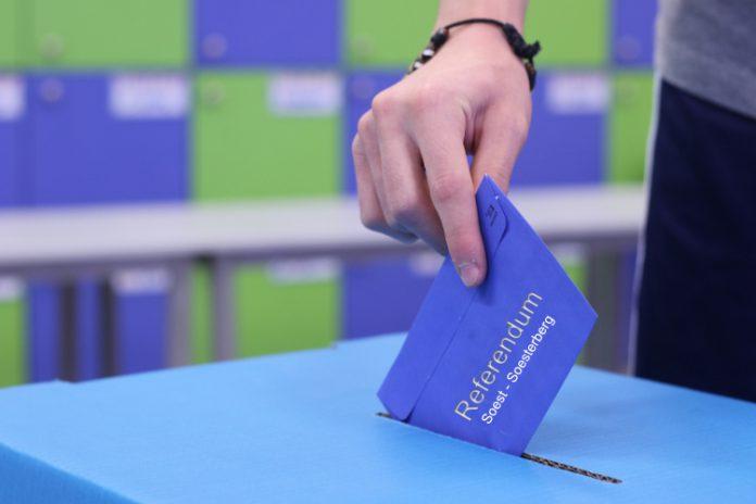 Referendum fors ingeperkt