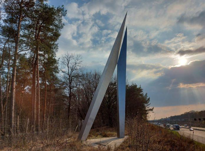 Monument van vrede en liefde