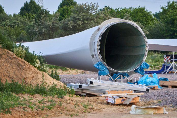 Weerstand windturbines
