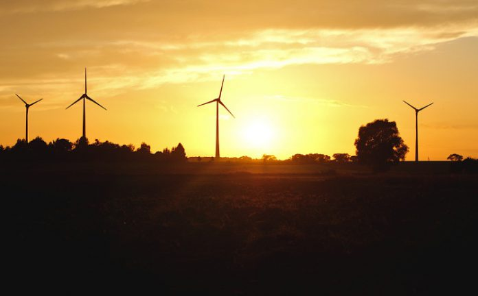 Onevenredig aantal windturbines