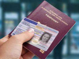 paspoort en ID kaart