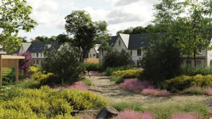 Foto: Gemeente Soest - Nieuwbouw nabij Banninghal