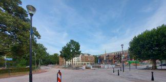 Foto: Johan Pel - Toegangswegen Soesterberg weer open