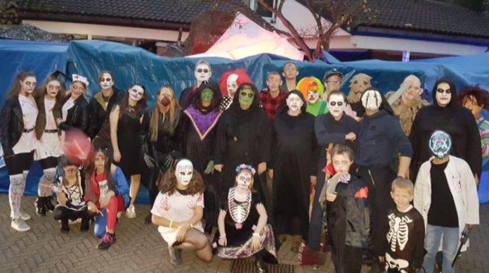 Foto Facebook - Halloween 2021 als vanouds