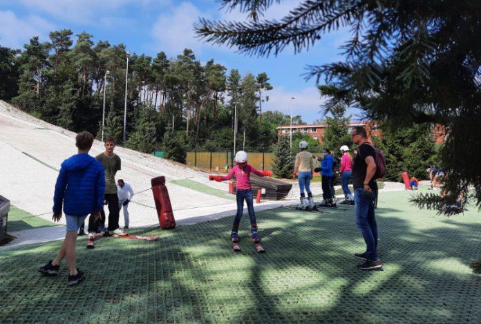 Openhuis Skibaan