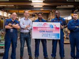 Soesterbergs bedrijf genomineerd