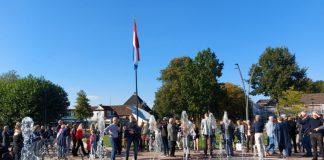 Foto: Johan Pel - Dorpshart officieel geopend